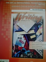 Elements of Writing Revised 2nd Course Transparencies (Binder)