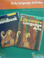 Daily Language Activities 1st Course (Binder)