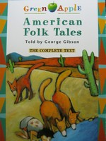American Folk Tales Audio Tape (Cassette) by George Gibson