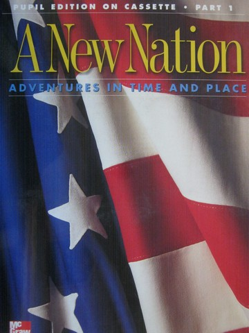A New Nation 5 Pupil Edition on Cassette 1 (Pk)