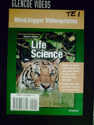 Life Science MindJogger Videoquizzes (Box)