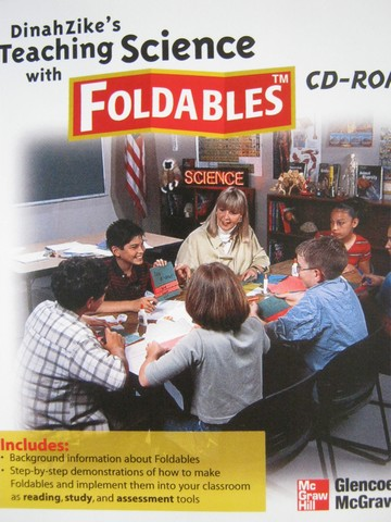 Dinah Zike's Teaching Science with Foldables CD-ROM (CD)