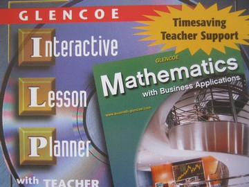 Mathematics with Business Applications 5e Interactive Lesson(CD)