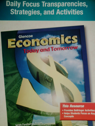 Economics Daily Focus Transparencies Strategies & Activities (P)