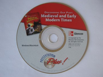 Medieval & Early Modern Times Presentation Plus! (CD)