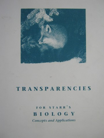 Biology Concepts & Applications Transparencies (Binder)