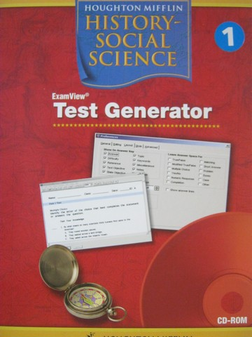 School & Family 1 ExamView Test Generator (CD)
