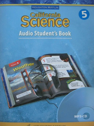 California Science 5 Audio Student's Book MP3 CD (CA)(P)