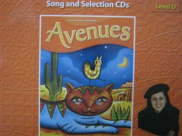 Avenues Level D Song & Selection CDs (CD)(Set)