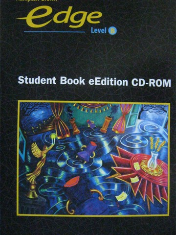 Edge Level B Student Book eEdition CD-ROM (CD)