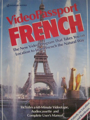 VideoPassport French (Pk) by Brian Hill