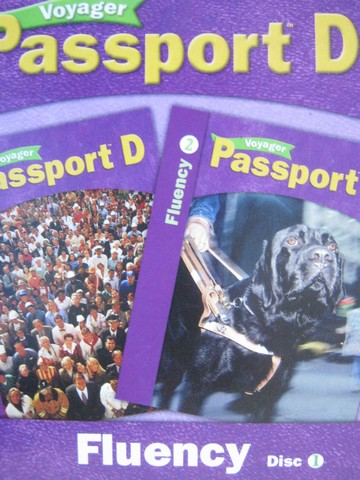 Voyager Passport D Fluency Disc 1 (CD)