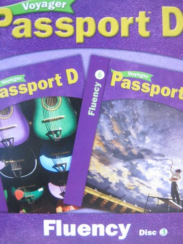Voyager Passport D Fluency Disc 3 (CD)