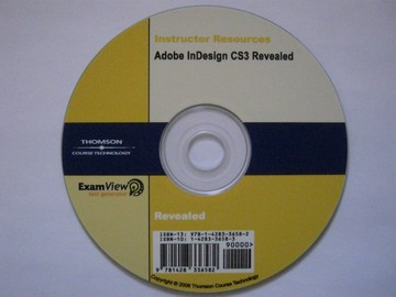 Adobe InDesign CS3 Revealed Instructor Resources (TE)(CD)