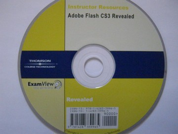 Adobe Flash CS3 Revealed Instructor Resources (TE)(CD)