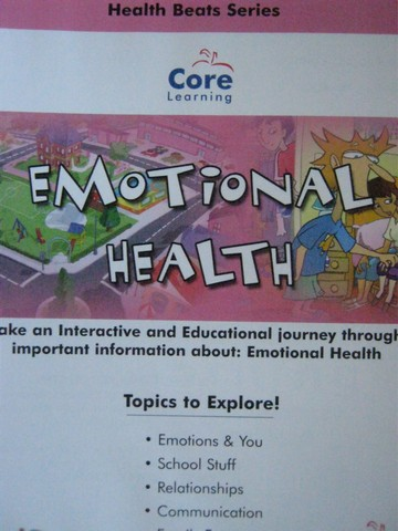Health Beats Series 5 Emotional Health (CD)