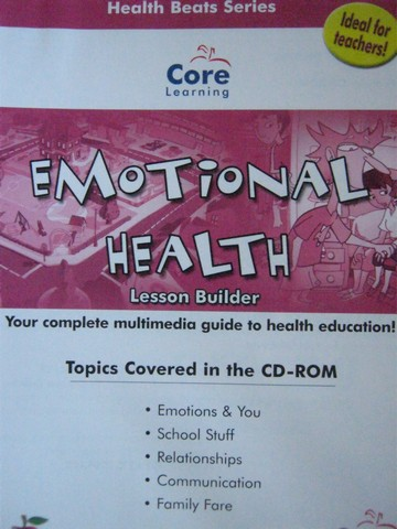 Health Beats Series Emotional Health Lesson Builder (CD)