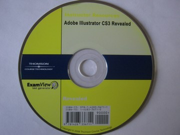 Adobe Illustrator CS3 Revealed ExamView Test Generator (CD)