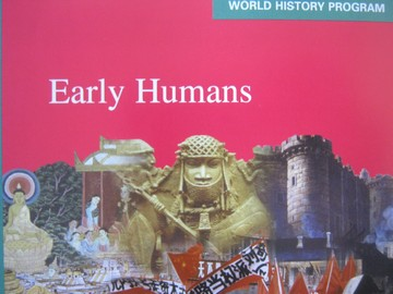 World History Program Early Humans (CD) by Bert Bower
