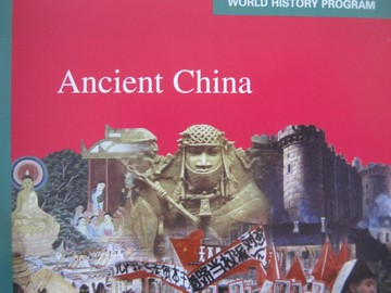World History Program Ancient China (CD) by Bert Bower