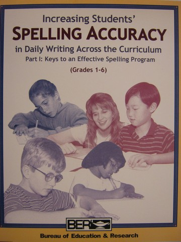 Increasing Students' Spelling Accuracy in Daily Writing 1 (Pk)
