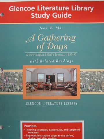 A Gathering of Days with Related Readings Study Guide (P)