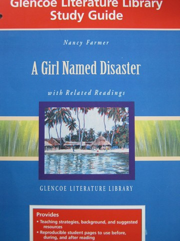 A Girl Named Disaster with Related Readings Study Guide (P)