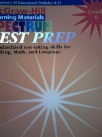 Spectrum Test Prep Grade 6 Revised Edition (P) by Foreman,