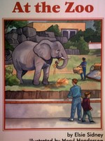 Collections for Young Scholars At the Zoo (P) by Elsie Sidney