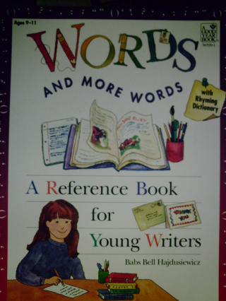 Words & More Words (P) by Babs Bell Hajdusiewicz