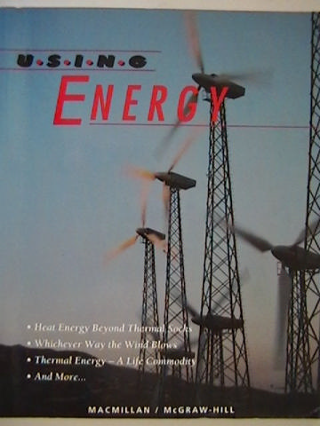 Using Energy 8 (P) by Atwater, Baptiste, Daniel, Hackett,