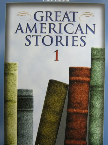 Great American Stories 1 3rd Edition (P) by C G Draper
