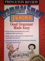 Grammar Smart Junior Grades 6-8 (P) by Liz Buffa