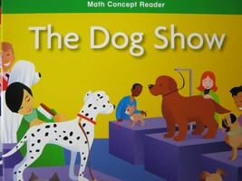 Math Concept Reader 1 The Dog Show (P) by Amy Ayers