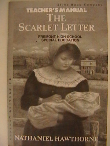 Scarlet Letter TM (TE)(P) by Nathaniel Hawthorne