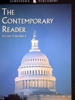 Contemporary Reader Volume 2 Number 2 (P)