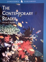Contemporary Reader Volume 2 Number 3 (P)