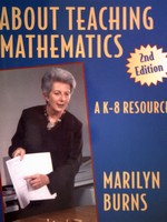 About Teaching Mathematics A K-8 Resource 2e (P) by Burns