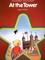Brown Star At the Tower (P) by Mary Cockett