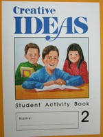 Creative Ideas Level 2 Student Activity Book 2 (P) by Canul,