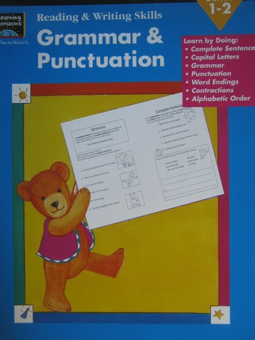 Reading & Writing Skills Grammar & Punctuation Grades 1-2 (P)
