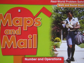 Real-World Problem Solving 1 Maps & Mail (P)