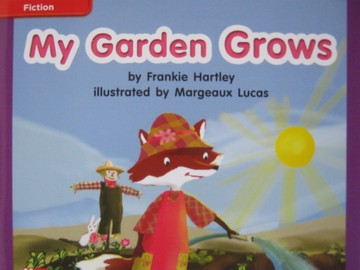 CCSS K My Garden Grows (P) by Frankie Hartley