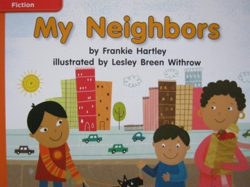 CCSS K My Neighbors (P) by Frankie Hartley