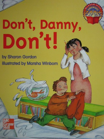 Adventure Books 1 Don't Danny Don't! (P) by Sharon Gordon