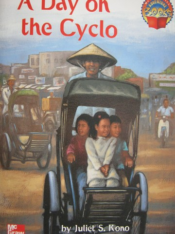 Adventure Books 2 A Day on the Cyclo (P) by Juliet S Kono