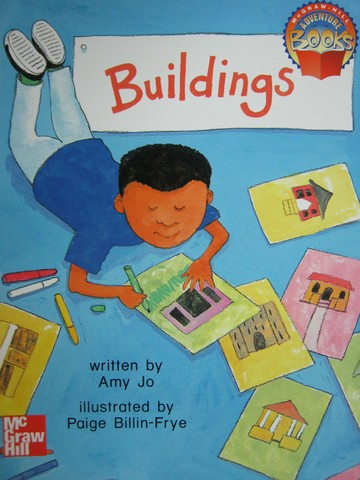 Adventure Books 1 Buildings (P) by Amy Jo
