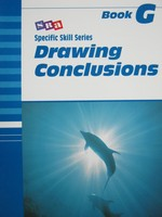 Specific Skill Series Drawing Conclusions Book G 5th Edition (P)