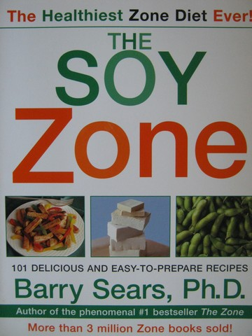 Soy Zone (P) by Barry Sears