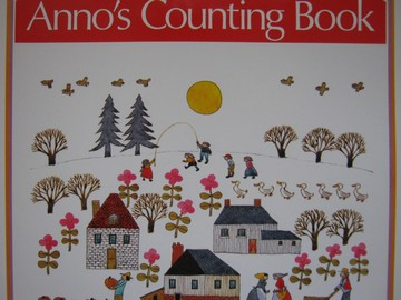 Anno's Counting Book (P) by Mitsumasa Anno